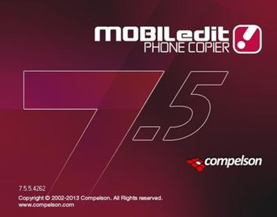 MOBILedit! Phone Copier 8.1.0.7555