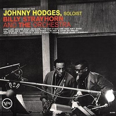 Johnny Hodges – Johnny Hodges With Billy Strayhorn And The Orchestra (1962/2014) [SACD]