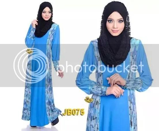 jubah muslimah terbaik dan terhebat abad ini sesuai untuk ibu yang breastfeed anak baju berbutang di depan