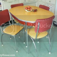 1949 Howell Retro Dinette Set