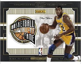 09/10 Panini Hall of Fame Basketball Box