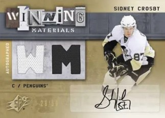 2009/10 SPX Hockey Sidney Crosby