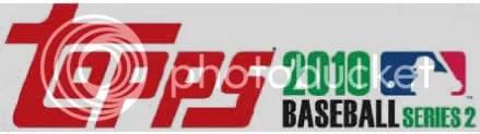 2010 Topps Series 2 Baseball Logo
