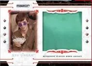 2010 Razor Poker Stu Ungar Jacket Card