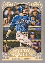 2012 Topps Gypsy Queen Josh Hamilton Base