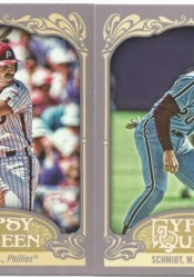 2012 Topps Gypsy Queen Mike Schmidt Base