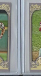 2012 Topps Gypsy Queen Chase Utley Mini Variation