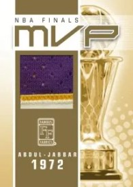Famous Fabrics Kareem Abdul Jabbar MVP