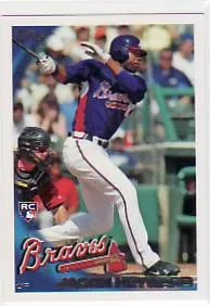 2010 Topps Series 2 Jason Heyward RC