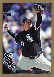 2010 Topps Series 2 Freddy Garcia Gold