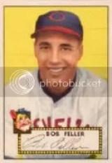 1952 Topps Bob Feller #88