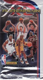 2009/10 Panini Adrenalyn XL Basketball Pack