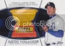 2014 Topps Series 2 Justin Verlander Patch