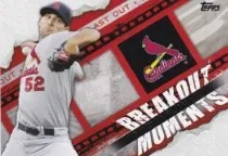 2014 Topps Series 2 Breakout Moments Insert