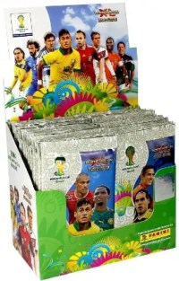 2013-14 Adrenalyn World Cup Box