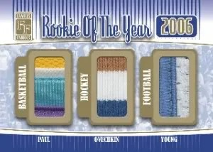 Famous Fabrics Rookie of the Year