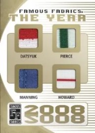 Famous Fabrics The Year Pierce
