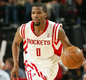 Aaron Brooks Houston Rockets RC Rookie Cards