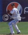 Brandon Crawford Autograph 8x10