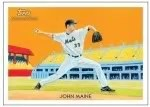 2010 Topps Chicle Baseball John Maine