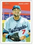 2010 Topps Chicle James Loney