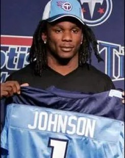 Titans Chris Johnson