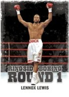 2010 Ringside Boxing Lennox Lewis Base