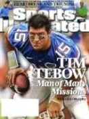 Tim Tebow SI Sports Illustrated Cover 7/27/2009
