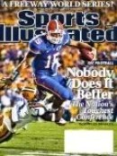 Tim Tebow SI Sports Illustrated Cover 10/19/2009