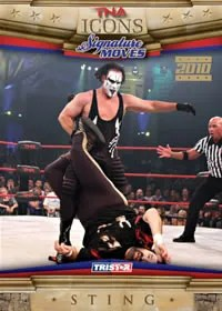 2010 Tristar TNA Icons Sting Signature Moves