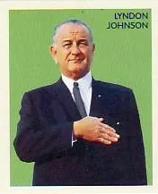 2009 UD Philadelphia Lyndon Johnson #NC5