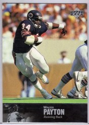 1997 Upper Deck Legends Walter Payton