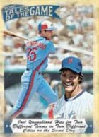 2010 Topps Update Series More Tales of the Game