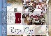 2010 Absolute Memorabilia Roger Craig Prime NFL Icons