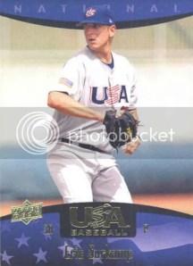 2008 Upper Deck USA Eric Surkamp