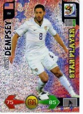 2010 Panini Adrenalyn World Cup Clint Dempsey Star Player