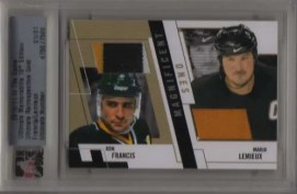 10/11 ITG Ultimate Magnificent Ones Mario Lemieux