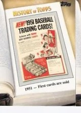 2011 Topps Sy Berger History of Topps