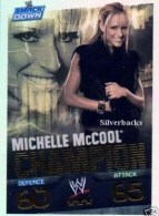 2009 Slam Attax Evolution Michelle McCool Champions
