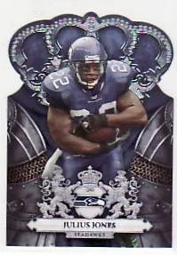 2010 Panini Crown Royale Julius Jones