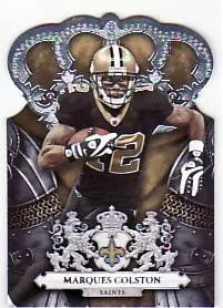 2010 Panini Crown Royale Marques Colston