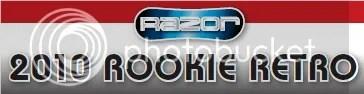 2010 Razor Rookie Retro Box Preview