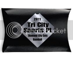 2011 Tri-City Sports PL Diamond Cut Signature Box