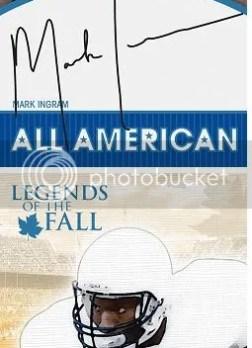 2011 Press Pass Legends Bo Jackson Autograph