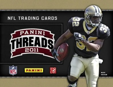 2011 Panini Threads Football
