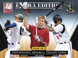 2011 Donruss EEE Baseball Sell Sheet