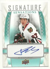 2011-12 UD Series One Signature Sensations
