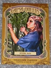 2011 Topps Gypsy Queen Keyseria Hadim #GQ4
