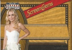 2011 Panini Americana Screen Gems Willa Ford