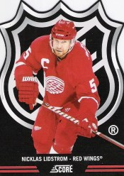 2011-12 Panini Score Hockey Nicklas Lidstrom Die Cuts